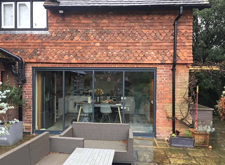 Family dwelling refurbishment